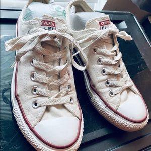 Converse. Off White. Size M5 W7. GUC!